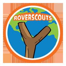 Het speltakteken van de Roverscouts
