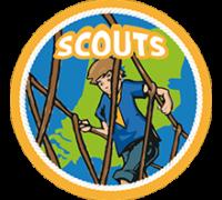 Het speltakteken van de Scouts