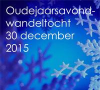 De datum van de OAWT 2015