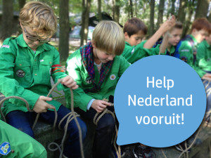 Een promotiefoto voor het ING Nederland Fonds