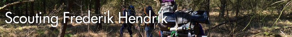 Scouting Frederik Hendrik
