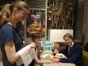 iScout 2018 McDonaldsromantiek